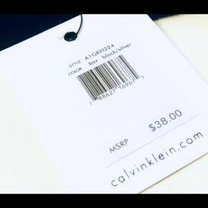 Calvin Klein Accessories - Calvin Klein Knitted Beanie Ski Skull Hat Black